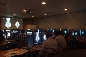 Breast imaging workshops
